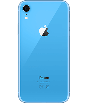 apple iphone xr blue 1