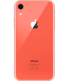 apple iphone xr coral 1