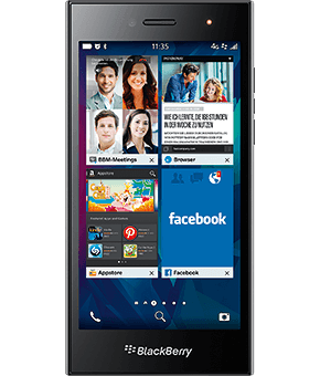 blackberry leap black