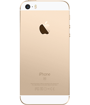 iphone se gold  1