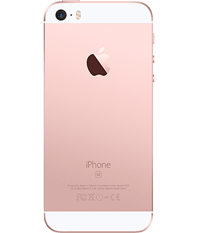 iphone se rosegold  1