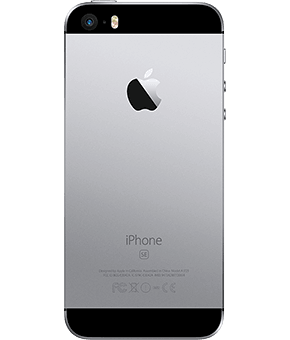 iphone se spacegrey  1